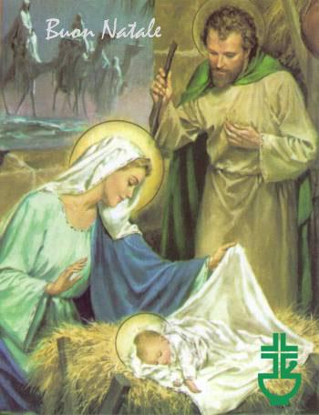 Natale Cattolico.Buon Natale